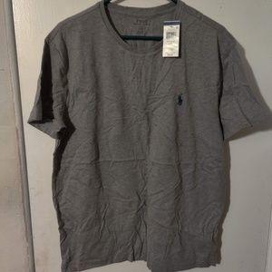New Gray Ralph Lauren Shirt